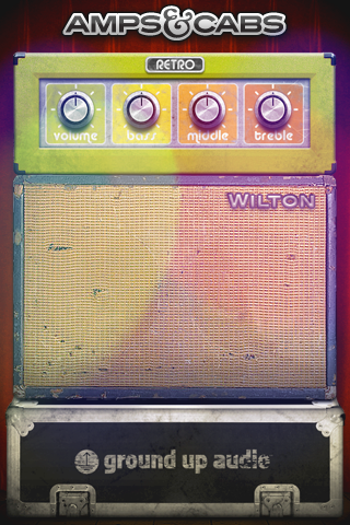 Amps & Cabs™ — Retro Amp with Wilton Cab